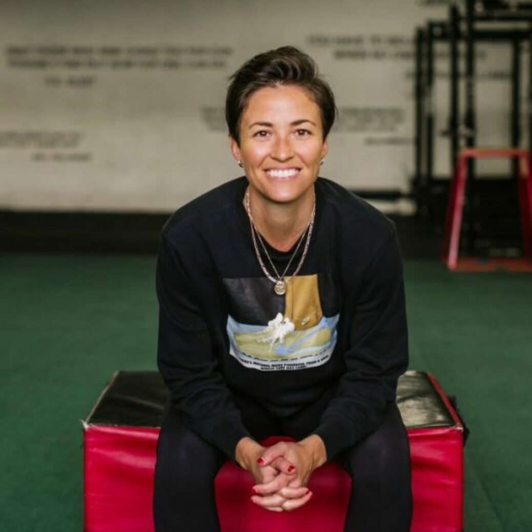 Rachael Rapinoe's Vision for Equity in Women's Sports (Through the Awesome Power of CBD)