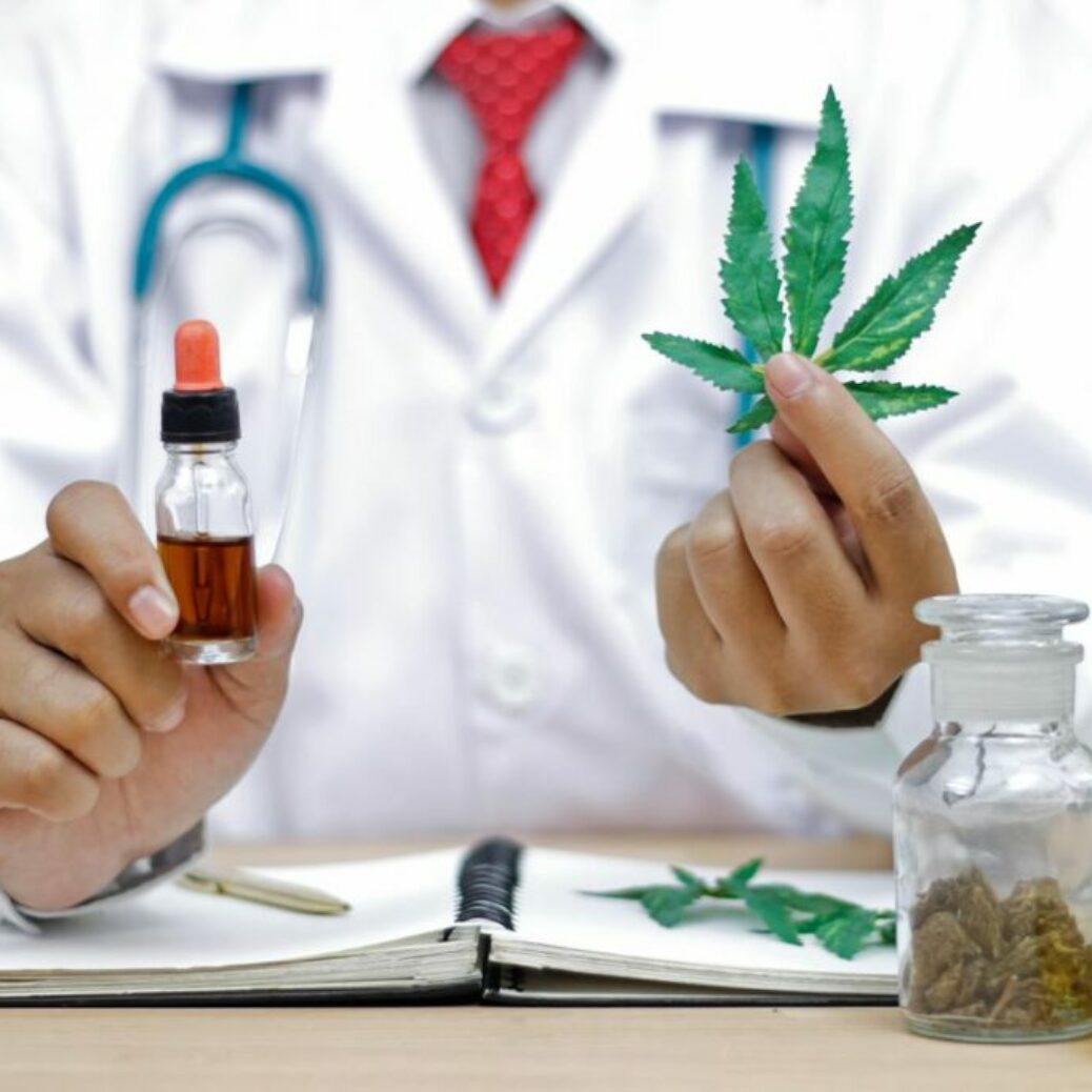 CBD For Coronavirus? New Research Study Includes Evidence For Marijuana As COVID-19 Treatment